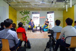 【動画】Startup Grind Tokyoにて株式会社TableCheck代表取締役 谷口優氏と対談
