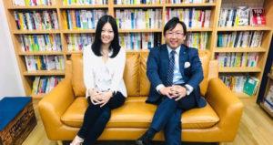 【りそな銀行 対談 第7回】株式会社エニタイムズ(Anytimes Inc.) 代表取締役 角田千佳氏と対談しました