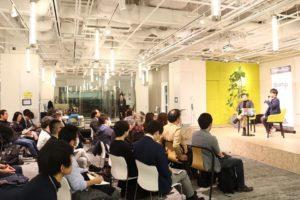 【動画】Startup Grind TokyoにてValue Architects株式会社 代表取締役 藤本隆太郎氏と対談しました