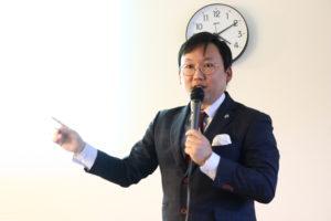 株式会社イノベーション・アクセルのセミナーにて基調講演「海外のイノベーションハブから日本に伝えたいこと」