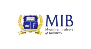 Myanmar Institute of Business : MIB(ミャンマー)の客員教授に就任しました