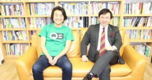 【りそな銀行 対談 第13回】QBキャピタル合同会社(QB Capital,LLC)代表パートナー 本藤孝氏と対談しました