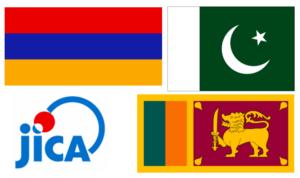 国際協力機構(JICA)主催:海外企業向け(アルメニア、スリランカ、パキスタン)セミナーにて「日本における高度ICTソリューション市場の状況とニーズ」ついて英語で講演